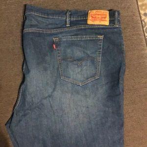 Men's Levi's 541 big & tall jeans 58x30